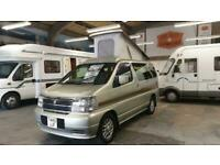 Nissan Elgrand Elite Pop-top 3.0 Diesel Automatic Campervan