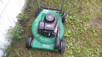 Rally self-propelled Lawn Mower - 3.5 HP