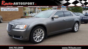 2011 CHRYSLER 300C - FULLY OPTIONED!!! A MUST SEE!!! - YORKTON