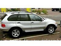 BMW X5 3.0I PX/SWAP