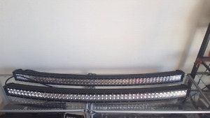 "Brand New 52"" Curved Cree LED Light Bar"