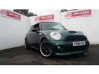 2007 56 MINI COOPER S 1.6 WITH FULL JCW KIT,HUGE HUGE SPEC,A MUST SEE.STUNNING .