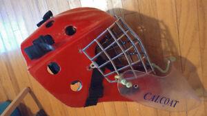 Goalie helmet London Ontario image 2