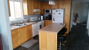 Used Kitchen Cupboards, Countertops, Sink and Taps