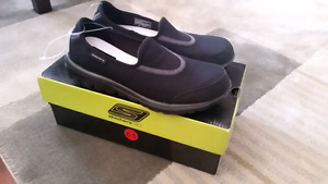 NIB - Ladies Skechers Black GoWalk Glitz size 6.5 and 8