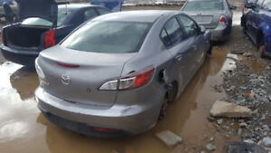 2010 MAZDA 3  JUST IN FOR PARTS AT PIC N SAVE! WELLAND