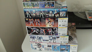 Gundam and DBZ for sale