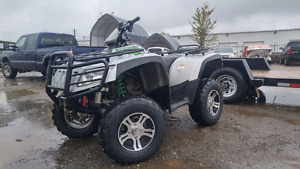 Arctic cat Thundercat 1000 cc for jeep trade or cash
