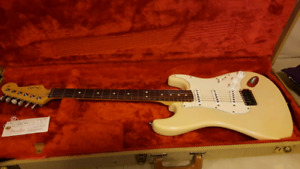 2002 US Fender Stratocaster with Texas Special Pickups