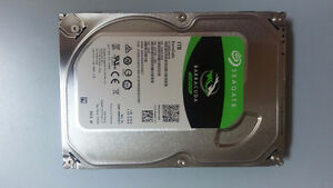 Barracuda 1tb Hard drive