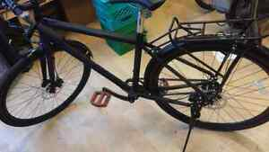 Aquila Belt drive bicycle new! Hydraulic brakes
