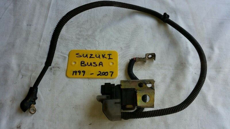SUZUKI HAYABUSA STARTER RELAY ASSEMBLY 99-07