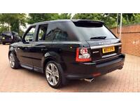 2013 Land Rover Range Rover Sport 3.0 SDV6 HSE Black Edition 5dr Automatic Diese