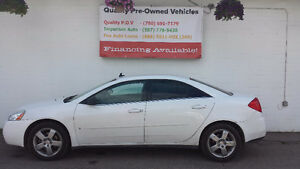 2009 Pontiac G-6 SE FINANCING AVAILABLE