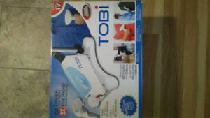 As seen on tv..the Tobi portable steam cleaner