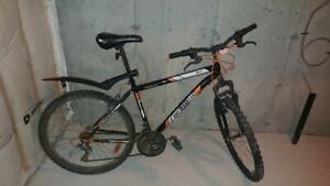 Lightly Used Ozark Trail Bike with Brand-New $20 Fender