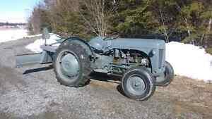 1952 Ferguson TEA20 tractor
