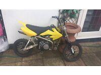 140cc YX 140 Lifan SWAPS Pit bike Pitbike Dirtbike CRF50 Frame Quad!