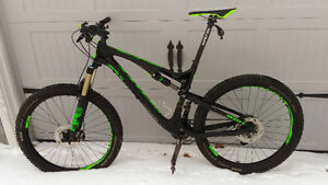 2016 Scott Genius Plus Trail Bike (XL) – Full XTR