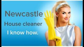 Newcastle House Cleaner | Reliable | Excellent References | Uniformed | Fully Insured |
