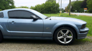 Supercharged Ford Mustang Gt