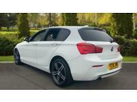 2018 BMW 1 Series 118i (1.5) Sport (Nav) Manual Petrol Hatchback