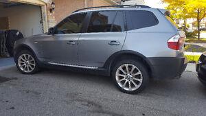 2004 BMW X3 3.0 SUV, Crossover