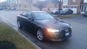Audi A6 3.0T  AWD 2012 , loaded
