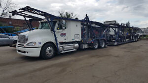 2005 Freightliner Columbia/Boydstun Car Carrier