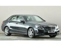 2012 MERCEDES E-CLASS E350 CDI BlueEFFICIENCY [265] Sport 4dr Tip Auto Saloon di