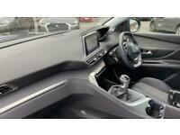 2018 Peugeot 3008 SUV 1.2 PureTech Allure (s/s) 5dr SUV Petrol Manual