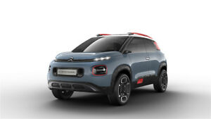 Seriously looking for compact SUV