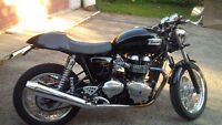 2013 Triumph Thruxton for sale or trade for supermoto