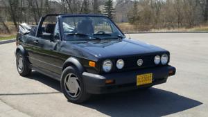 Classic Volkswagen Golf