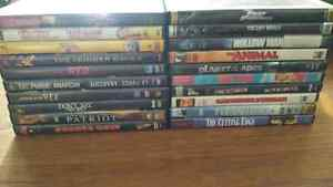 Blu Rays and Dvds For Sale CHEAP!!