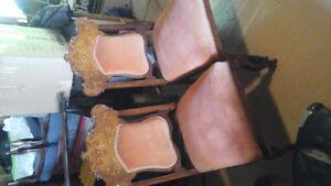 Antique Parlour Chairs