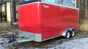 Aluminium Cargo trailer 16X7 Ft