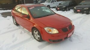2009 PONTIAC G5 SEDAN *** LOADED / SUNROOF *** CERT $3995
