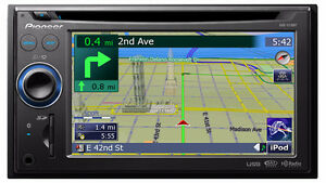 Pioneer AVIC-X710BT In-Dash Receiver Navigation/Bluetooth/SD/USB