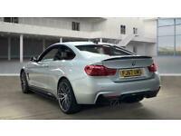 2017 BMW 4 Series 435d xDrive M Sport 2dr Auto [Professional Media] - DAB/CD/USB
