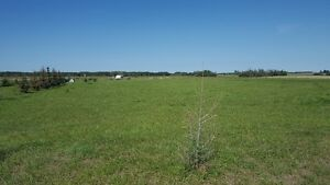 Acreage land 15 min south from Saskatoon