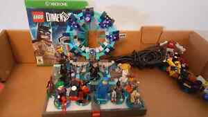 Lego dimensions xbox one starter kit and a few extra characters