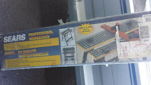 Sears professional workbench NIB