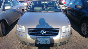 2004 Volkswagen Passat Sedan 4motion 1.8LT