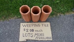 Weeping Tile