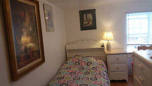 Immediately .Month to month 5min to downtown ottawa rideau.