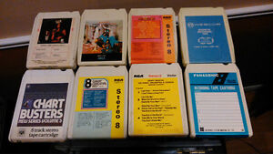 8 - track cassettes London Ontario image 1