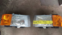 1987-1991 FORD BRONCO F150 HEADLIGHTS 120 FOR BOTH!