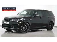 2021 Land Rover Range Rover Sport 2021 21 Range Rover Sport 3.0 D300 HSE Auto Es