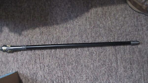 REPLICA WW 2 GERMAN SS OFFICERS SWAGGER STICK